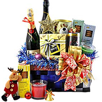Traditional Delight with Gourmet Gift Hamper