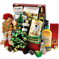 Ultimate Holiday Gourmet basket