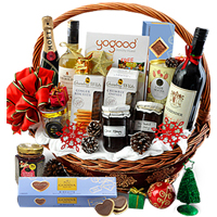 Unique Collection Gourmet Gift hamper