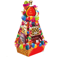 Lip Smacking Gourmet Gift Tower