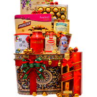 Joyful Holidays with Gourmet hamper