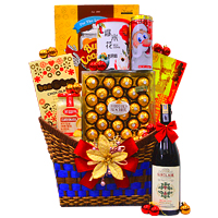 Christmas Essential Gourmet Hamper