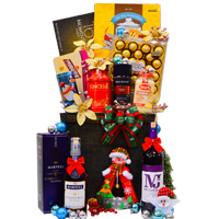 Classic Gourmet Hamper for X-Mas
