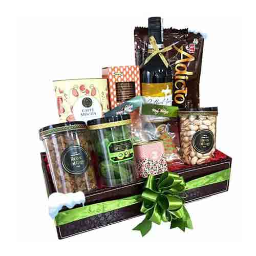 Cherished Christmas Time Gift Hamper