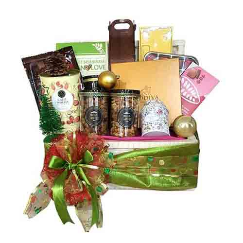 Premier Chocolate Selection Gift Hamper