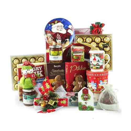 Christmas Sparkle Hamper of Finest Assortments