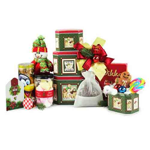 Spread The Sweetness Holiday Gift Basket