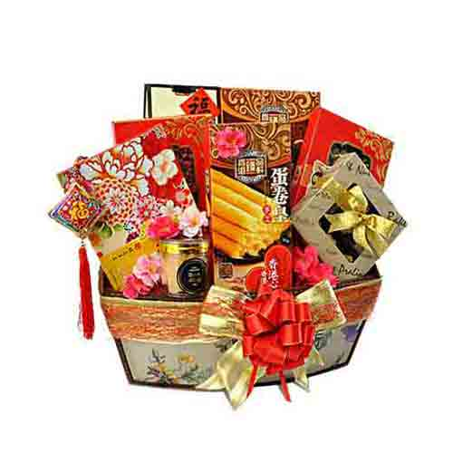 Tasty Confectionery Affection Gift Basket