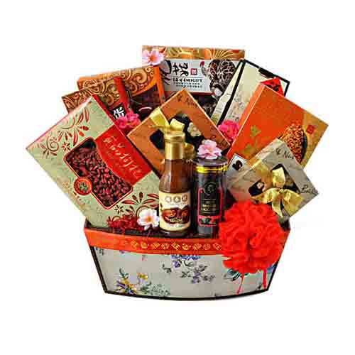 All In One Confectionery Delight Gift Hamper