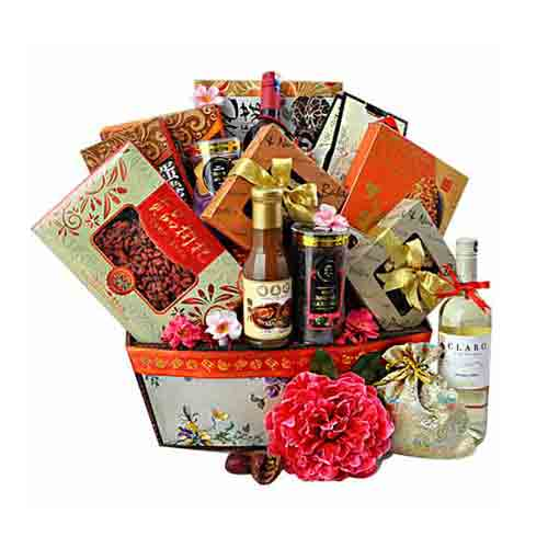Superior Selection Gourmet Gift Basket