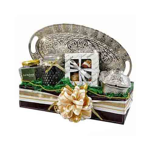 Satisfying Assortments Treat Gift Basket